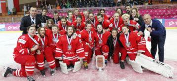 Mistrzostwa Świata Kobiet U18 Katowice 2018