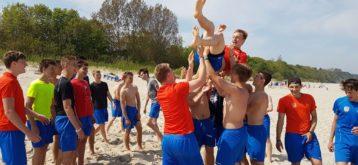 Obóz sportowy wCetniewie
