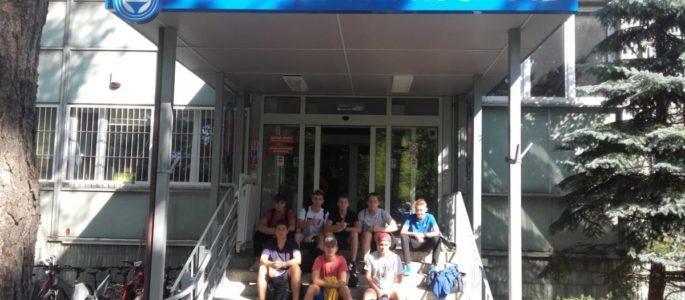 Badania uczniów/zawodników wInstytucie Sportu wWarszawie