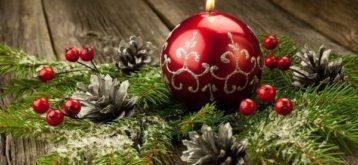 Życzenia zokazji Świąt Bożego Narodzenia